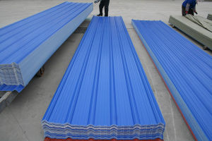 1130mm Width UPVC Roofing Material pictures & photos