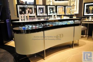 MDF Acrylic Luxury Shop Fitting/ Interior Decoration/ Display Stand (6)