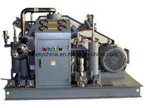 Oil-Free High Pressure Oxygen Nitrogen Argon Compressor Helium Booster Compressor pictures & photos