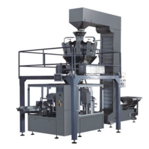 Automatic Rotary Bag Pouch Packing Machine with Ce Certificate pictures & photos