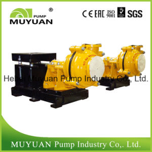 High Quality Mineral Processing Flotation Area Leaching Tank Slurry Pump pictures & photos