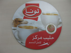 Newest Promotional Gift Items Advertising Cup Coaster pictures & photos