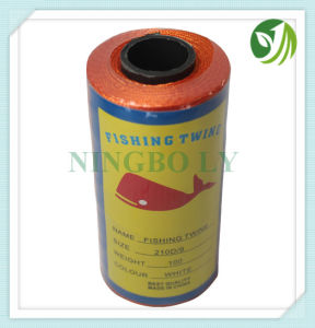 High Tenacity 100% Nylon Thread pictures & photos
