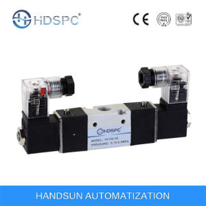 High Quality Low Price 4V120-06 Air Solenoid Valves pictures & photos