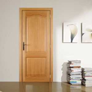 Arched Top 2 Panel Interior Solid Wooden Quick Ship Doors
