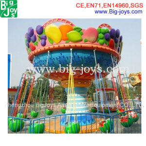 Watermalon Fruit Flying Chair, Amusement Park Flying Chair Ride (BJ-PR11) pictures & photos