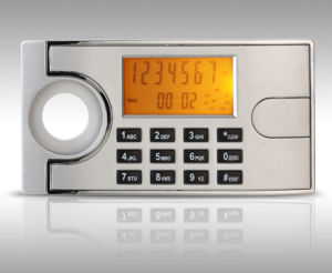 LCD Home Digital Lock pictures & photos