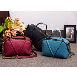 Genuine Cowhide Leather Lady Bag, Tote Bags, Woman Handbag, High Quality Europe Style Bags pictures & photos
