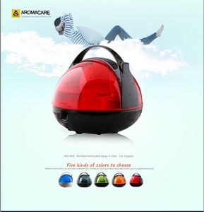 4L Big Capacity Ultrasonic Air Humidifier (20015B) pictures & photos