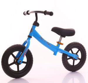 China Factory Kids Balance Bike Children Bicycle 12′′ pictures & photos