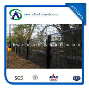 Anti Climb Welded Mesh Fencing pictures & photos