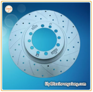 Investment Casting Stainless Steel 304 Brake Disc for Racing Car pictures & photos