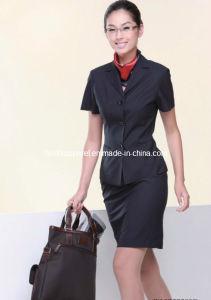 Graceful New Design Women′s Suit Ws02 pictures & photos