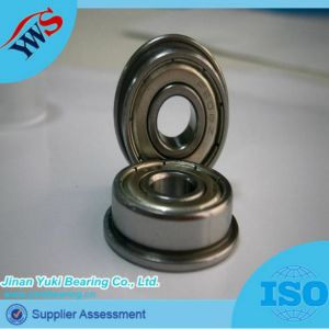 F608zz Deep Groove Ball Bearing with Flange Side pictures & photos