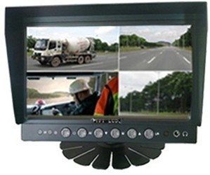 7 Inch Car Quad Monitor (SF-7005F)