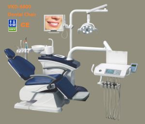 Hot-Selling Ce Approved Portable Dental Chair (AY-A4800 three fold type) pictures & photos
