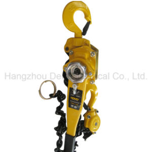 0.75ton to 9ton Va Lever Hoist with Lifting Chain pictures & photos