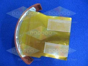 Convex Ultrasound Probe Crystal for Philips Envisor Probe (CA5-2) pictures & photos