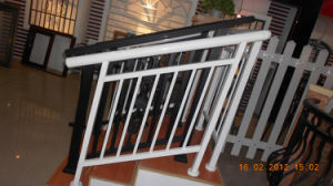 Customized High Quality Aluminium Ornamental Fence pictures & photos