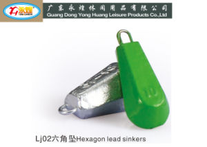 Fishing Lead Weight Lead Sinker for Fishing (Six Kok Type) pictures & photos