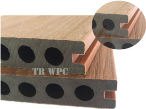 Supply Best WPC Co-Extruded Outdoor Decking pictures & photos