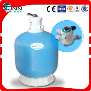 Small 400mm Diameter Swimming Pool Water Sand Filter with Ce Certification pictures & photos