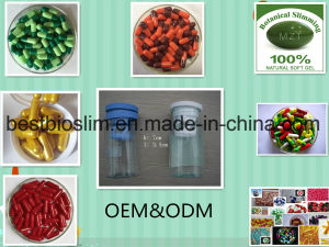 Weight Loss OEM Capsules Red Slimming Pills pictures & photos