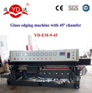 Yd-Em-9-45 (5) 45º Chamfer Glass Edging Machine pictures & photos