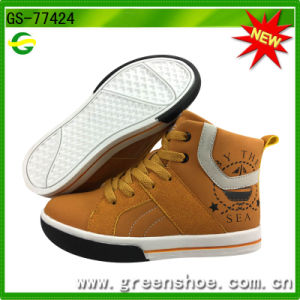 2017 New Style Lace up Casual Flexible Lightweight Footwear in Low Prices pictures & photos