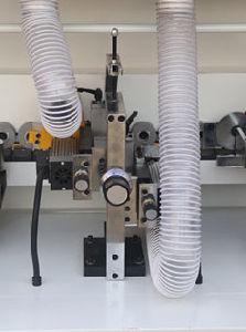 Edge Banding Machine for Woodworking / Woodworking Semi-Automatic Edge Banding Machine pictures & photos