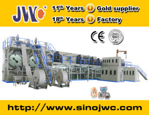 High Quality Training Pant Baby Diaper Machine pictures & photos