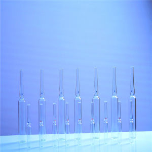 High Quality Low Borosilicate Ampoule pictures & photos
