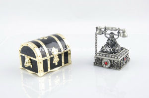 Metal Jewelry Box Gift pictures & photos