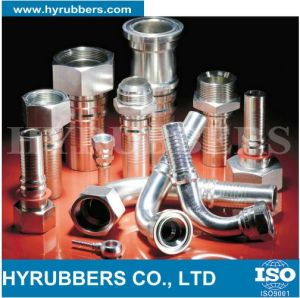 Made in China Hydraulic Hose Fittings pictures & photos