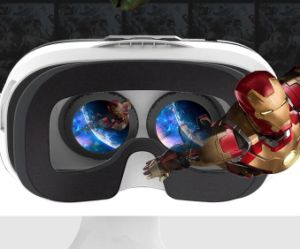 Vr Box 2.0 Version Virtual Reality 3D Glass with Bluetooth handle Controller pictures & photos