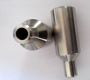 "Swage Nipple 1"" *3/8"" S80/3000# Sw Mss Sp95"