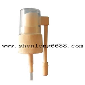Plastic Fine Mist Sprayer Pump Head 20/410