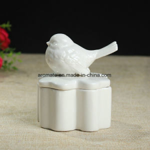 Bird Shaped Ceramic Storage Box (CC-13) pictures & photos
