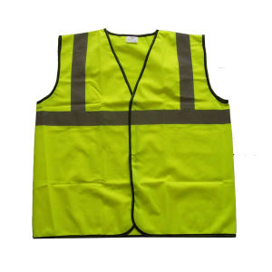 High Visibility Ref; Ective Safety Vest pictures & photos