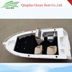 Factory Supply High Quality 5m Side Console Aluminium Fishing Boat pictures & photos
