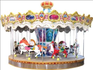 2015 Rides Luxury Carrousel for Kids (TY-41285) pictures & photos