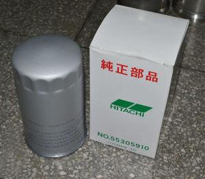 Hitachi Air Compressor Parts Oil Filter 55305910 Compressor Spare Parts pictures & photos