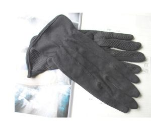 Custom Antiskid Work Glove 100% Polyester Working Gloves pictures & photos