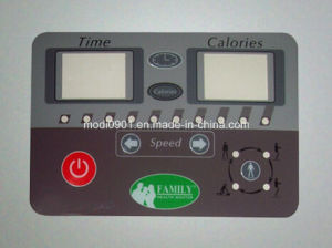 Simple Design Polyester Panel Membrane Switch New pictures & photos