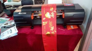 Leather Automatic Hot Stamping Machine /Hot Foil Printer (ADL-330B) pictures & photos