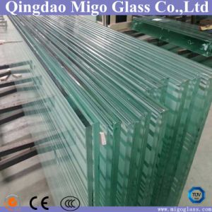 6.38mm-25.9mm Deep-Processed Soundproof Laminated Building Window Glass pictures & photos