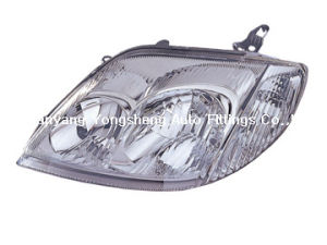 Head Lamp, Auto Lamp, Auto Light for Toyota Corolla Sedan 03′