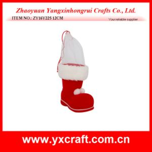 Christmas Decoration (ZY16Y225 12CM) Holiday Ornaments Toy Packaging pictures & photos