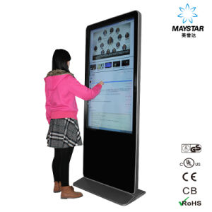 China Guangzhou Shenzhen Kiosk LED Display Screen LCD Display Panel pictures & photos