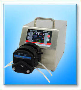 WT300F Intelligent Dispensing Peristaltic Pump for Bueaty Apparatus pictures & photos